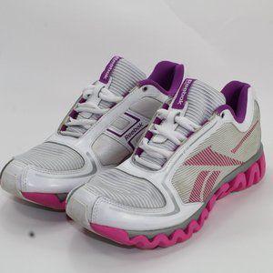 Reebok ziglite running sneakers. Size 6